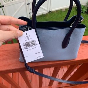 kate spade Bags - NWT KATE SPADE EVA SMALL SATCHEL